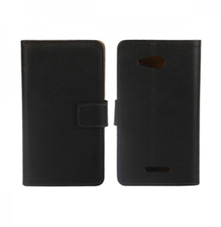 Flip Pu Leather Stand Protectiv Case Cover For Sony Xperia E4g