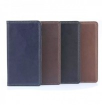 Flip Wallet Stand Leather Case Cover For SONY Xperia Z4