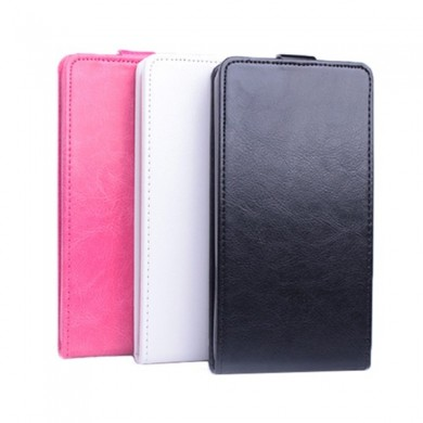 Flip Up And Down PU Leather Protective Case For Sony Xperia Z4