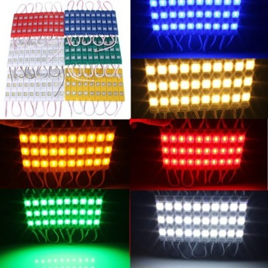LED 30 SMD 5630 Module Injection Decorative Waterproof Strip Light 12V