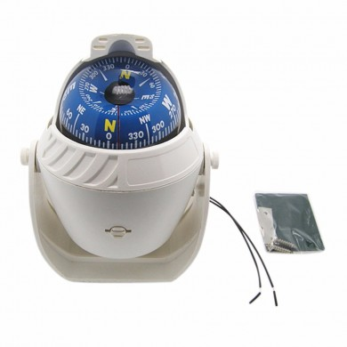 LC760 Car Electronic Compass Navigation Positioning High Precision Sea Marine Military Boat