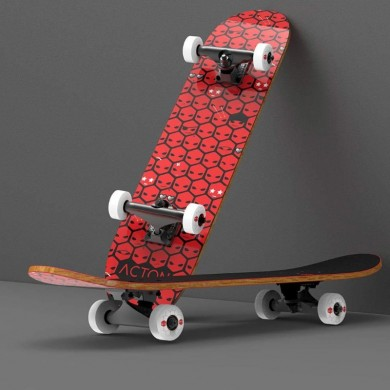 Xiaomi ACTON B1 Skateboard Maple Board Shock Proof Board Four-Wheel Skate Board Outdoor Sport Tool Max Load 100kg