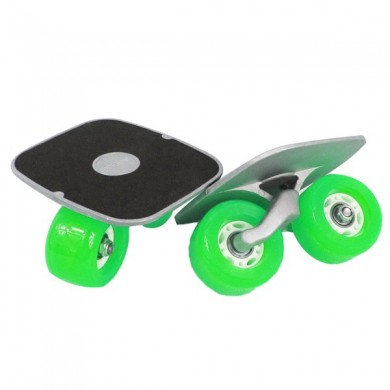 Free Line Skates Drifting Roller Skating Flashing Wheel With Wrench