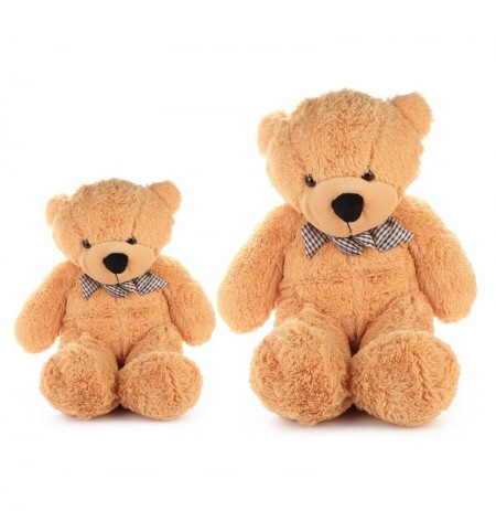 Large Bear 60/100/120/140cm Teddy Bear Giant Stuffed Animal Plush Toys Doll for Kids Baby Christmas