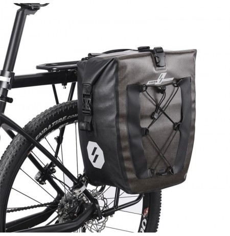 27L Full Waterproof Borsa Motorcycle Camel Shelf Long-distance Saddlebags Cycling Travel Equipment