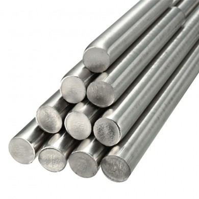 125-500mm Diameter 3mm Stainless Steel Round Tube Round Solid Metal Bar Rod