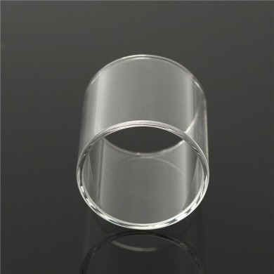 Replacement Transparent Clear Pyrex Glass Tube Cap Sleeve For Ijoy Maxo V12 Tank