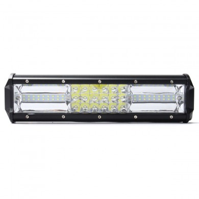 12 Inch 324W luz LED Bar Flood Spot Combo Off Road Coche Camión 10-30V Impermeable IP68