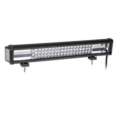 20Inch LED Work Light Bars with Side Shooter Combo Beam Fog Lamp 366W 36600LM for Off Road ATV