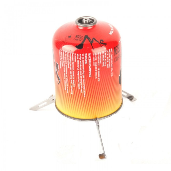 Nylon Outdoor Gas Tank Bracket Camping Cartridge Stand Canister TripodUK
