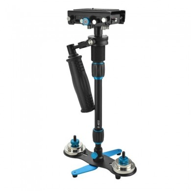 FOTGA S-400 4.5kg Load Pro Handheld Steadicam Video Stabilizer