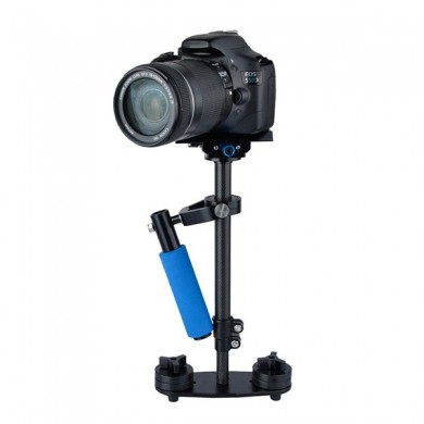 SF-04 Carbon Fiber Handheld Stabilizer Steadicam With Bag For Camera