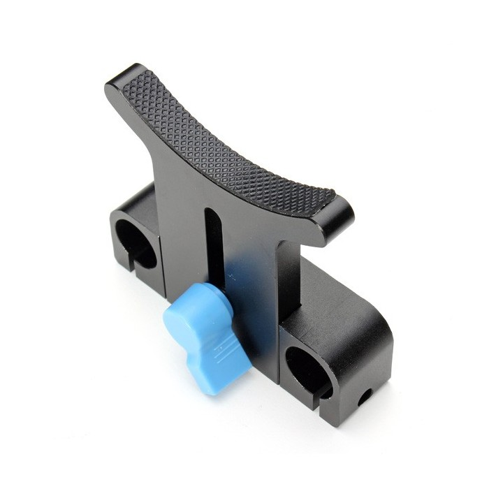 Lens Support Bracket Rod Clamp For 15mm Rod Support Rail System Rig Follow Focus