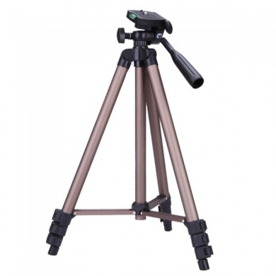 WT3130 Protable Tripod for Canon Nikon Sony DSLR Camera DV Camcorder