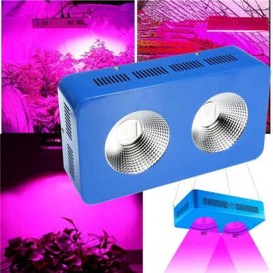 600W Full Spectrum COB LED Grow Light Indoor Hydroponics Plants Lámpara Panel de bombillas AC85V-265V