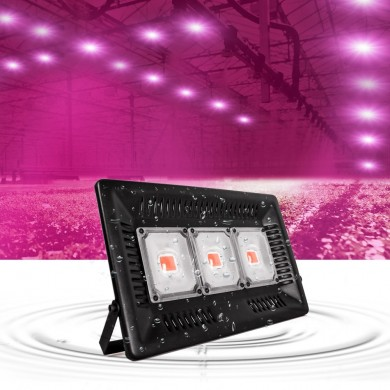 ARILUX® 150W Full Spectrum LED Plant Grow Hanging Flood Light Waterproof Thunder Protection 220-240V