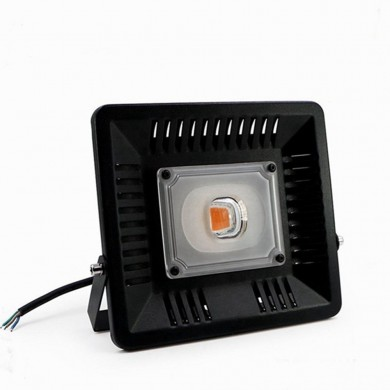 ARILUX® AC220-240V/AC110V 30W/50W Full Spectrum COB LED Plant Grow Flood Light Waterproof Ultra Thin