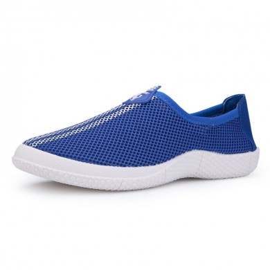 Hombre Casual al aire libre Malla transpirable Slip on Sneakers Zapatos