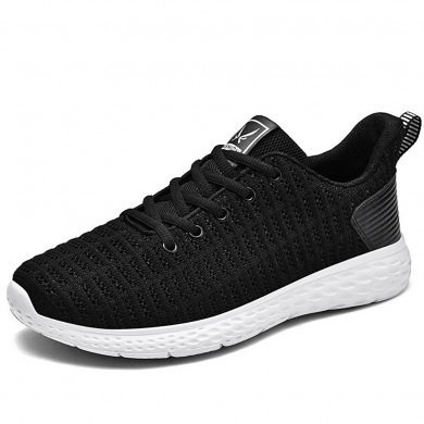 Mesh Lightweight Soft Knitted Running Sneakers