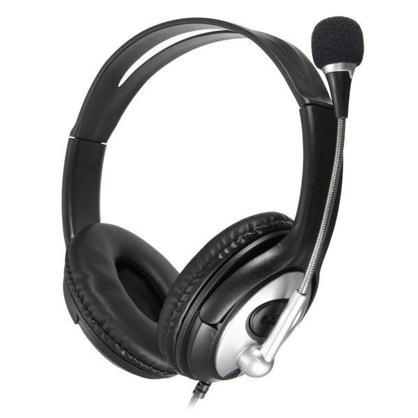 OVLENG Q2 USB Stereo Headphone with Mic Super Bass