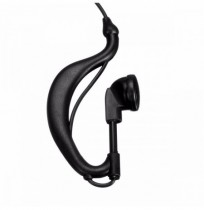 G-Shape Headset Earpiece with Mic for Motorola Radio Walkie Talkie CP040 2 Pins
