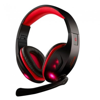 Auricolare Headphone SOUYO IN968 7.1 virtuale LED USB con microfono
