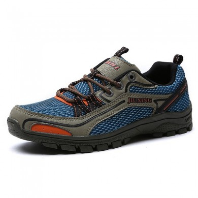 Men Wear Resistant Outsole Comfortable Outdoor Hiking Athletic Shoes