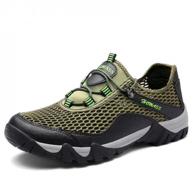 Hommes Comfy Mesh Wear résistance Outsole Outdoor Chaussures