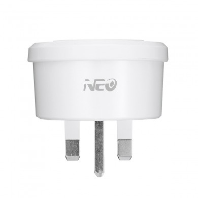 NEO COOLCAM WiFi Smart UK Power Plug Enchufe Wireless Outlet Timer Switch Appliance Inicio
