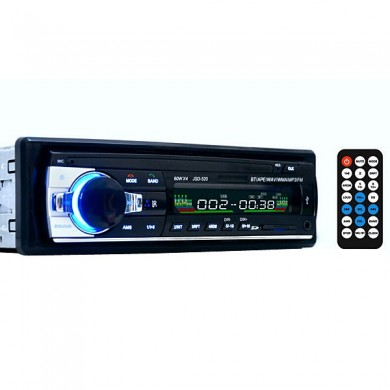 12V Car BT Stereo FM Radio MP3 Audio Player Car Electronics Subwoofer
