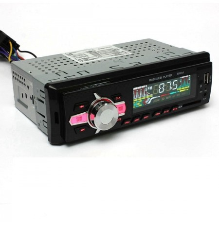 Car MP3 Music Player Practical Stereo In Dash USB SD Radio 12V for iPhone