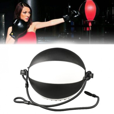 IPRee® Boxing Speed ​​Ball Doppel Ende Boxing Taschen Boxsack Training Ball Boxing Equipment