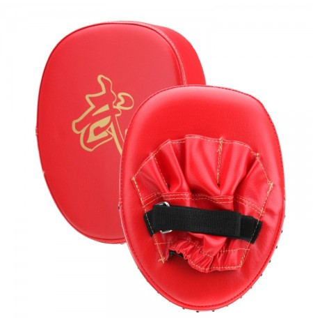 Target MMA Boxhandschuh Focus Punch Pad Trainingshandschuh Karate Muay Thai Kick