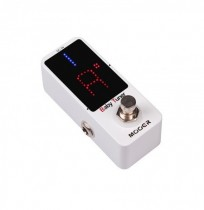 MOOER MTU1 Baby Tuner Guitar Effects Pedal High Precision Tuning Micro Pedals