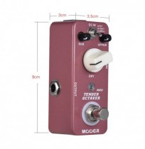 MOOER MOC3 Tender Octaver MKIII Guitar Effects Pedal with 3 Modes