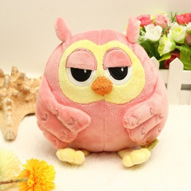 The Owl Doll Cute Plush Toy Doll Birthday Gift