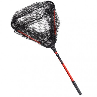 LEO Aluminum Alloy Folding Net Flying Fishing Net High Strength Fishing Tools