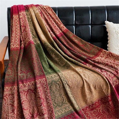 190*150CM Cotton Blankets Sofa Bed Decor Throw Blanket Cover Soft Rug Carpet
