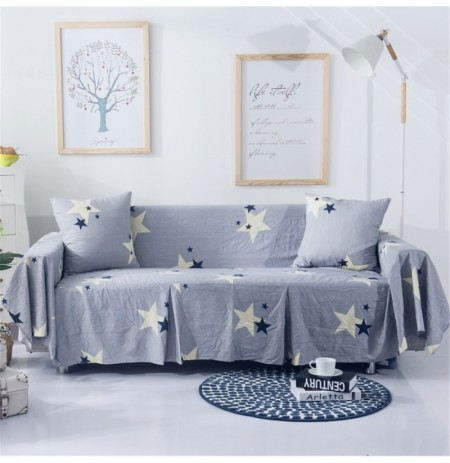 1/2/3 Seaters Housses de chaise Housses de canapé Star Furniture Protecteurs de canapé Chaise Throw Mats