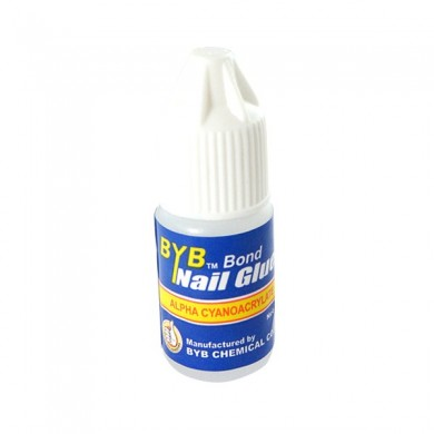 3g colle pro faux ongle gel manucure unha cola quente ponta