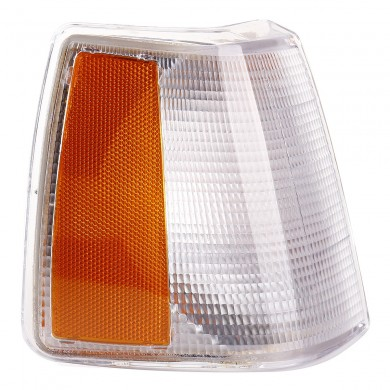 Side Parking Corner Light Cover Clear Lens Front Right for Volvo 740 940 960