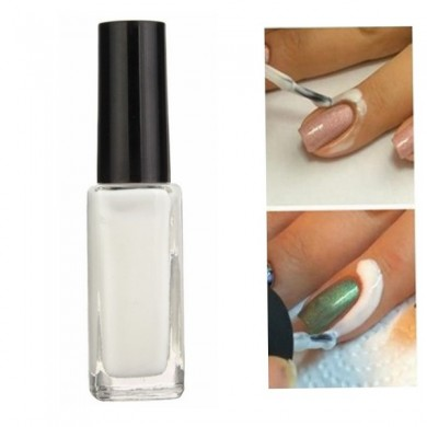 Peel Off Nail Polish Glue Latex  Anti-overflow Lubricating Grease Finger Liquid Tape Skin Protected