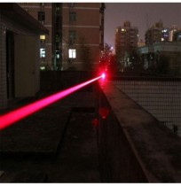 650nm 5mw USB Charging 5 Patterns Red Green Laser Pointer