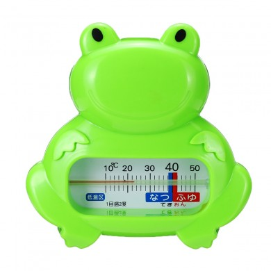 Floating Lovely Frog Baby Kid Water Termometro Sensore temperatura vasca idromassaggio Sensore di sicurezza