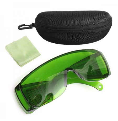 IPL Green Laser Light Protection Safety Glasses Goggles OD With Box