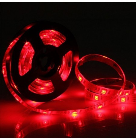 RGB LED Strip Lights with Battery Box Waterproof Craft Hobby Light 50-200CM