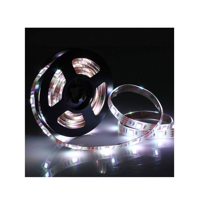 RGB LED Strip Lights with Battery Box Waterproof Craft Hobby