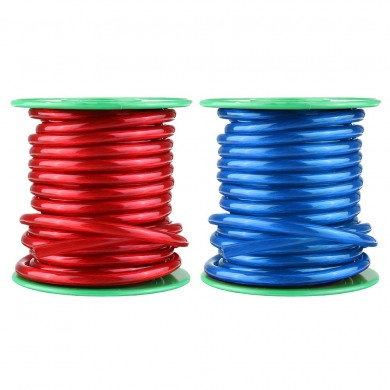 5M 12AWG Soft Silicone Wire Cable High Temperature Tinned Copper