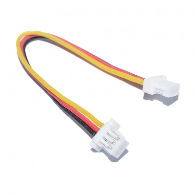 10 PCS JST-SH 1.0mm 3 Pins 3P Silicone Flight Controller ESC Connection Wire for RC Drone FPV Racing