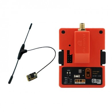 FrSky R9M 2019 900MHz Long Range Transmitter Module & R9MM Receiver w/ T Antenna Combo